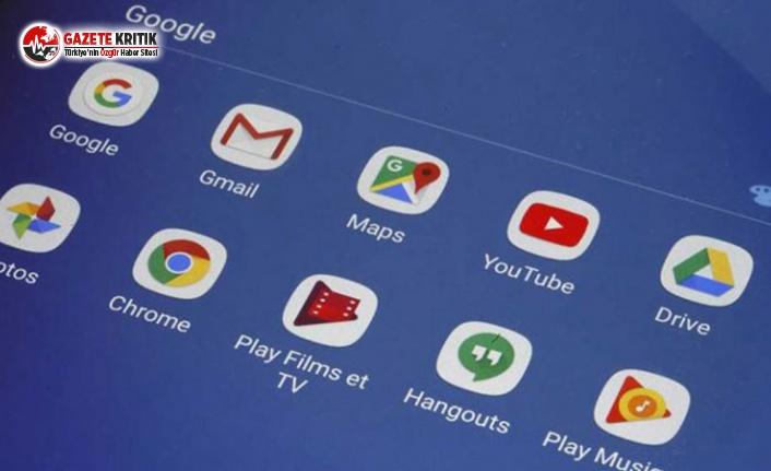 Google servisi çöktü! Youtube, Gmail ve Google'a erişim sağlanamıyor