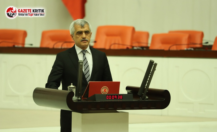 HDP'li Gergerlioğlu'na Ankara Emniyetinden...