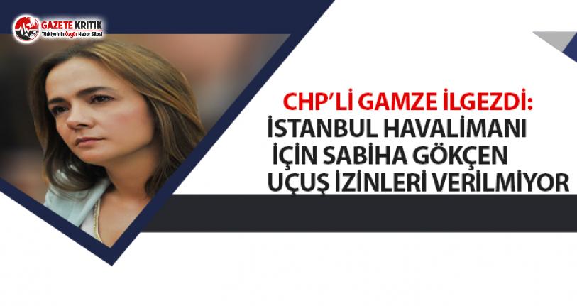 İlgezdi: İstanbul Havalimanı için Sabiha Gökçen...