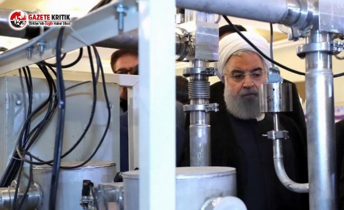 İran'dan Nükleer Anlaşmayı askıya alan adım