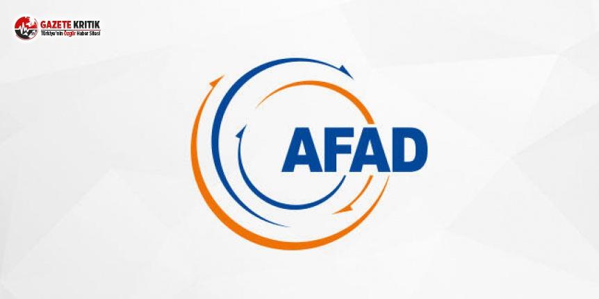 İstanbul depremiyle ilgili AFAD'dan açıklama