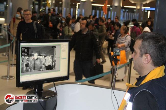 İstanbul Havalimanı'nda karantina odası kuruldu