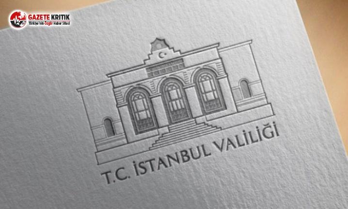 İstanbul'daki deprem sonrası valilikten ilk açıklama!