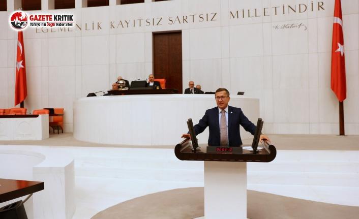 İYİ Parti'li Türkkan: Organize Soyulan Türk...