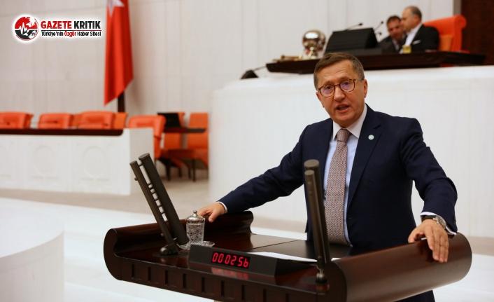 İYİ Parti'li Türkkan: Tarım ve Turizme İhanet