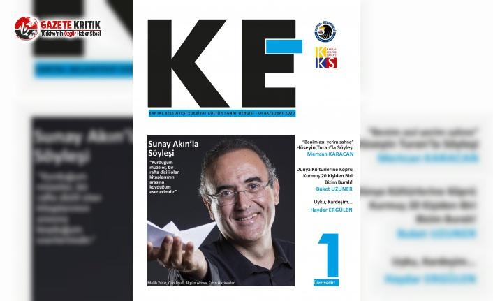 KE Dergisi Yayın Hayatına Başladı