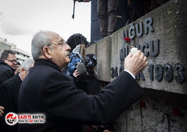 Kemal Kılıçdaroğlu, Uğur Mumcu'yu katledildiği...