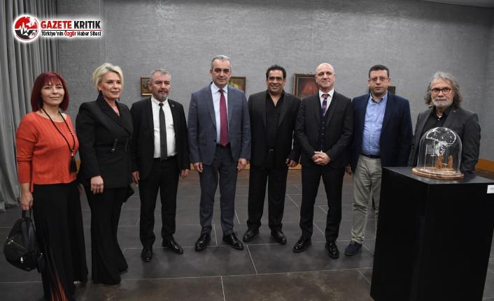 Konyaaltı Belediyesi, 'Nazım'ı 118. yaşında...