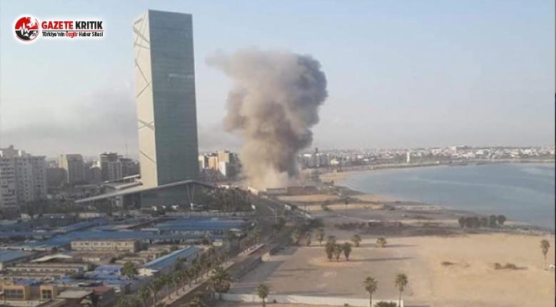 Libya'da Trablus da ateşkes çağrısını kabul etti