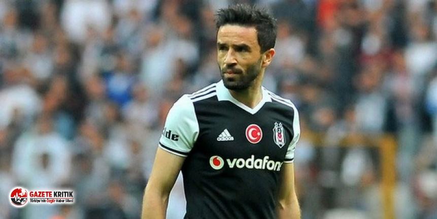 Maça saatler kala Beşiktaş'ta Gökhan Gönül...