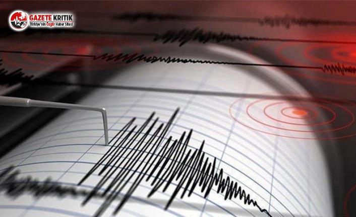 Marmara'da depremler: Toplam 18 tane!