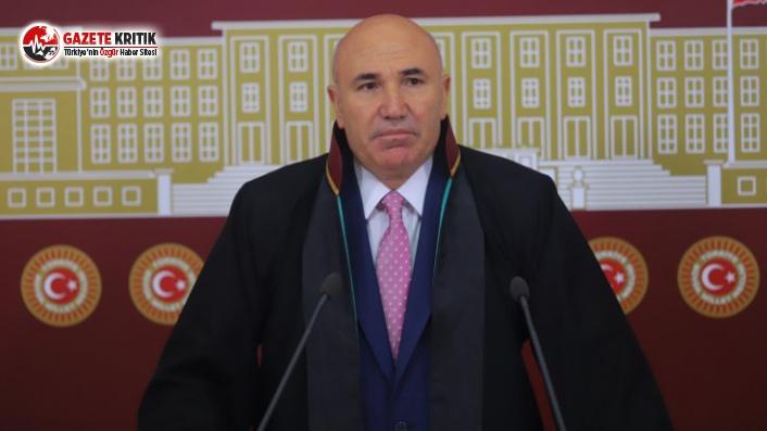 "MECLİS TUTANAĞINDA CHP'Lİ TANAL'A ""TORKU"" SANSÜRÜ!"