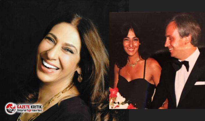 Melek Baykal'ın  36 yıllık evliliğinde sona gelindi