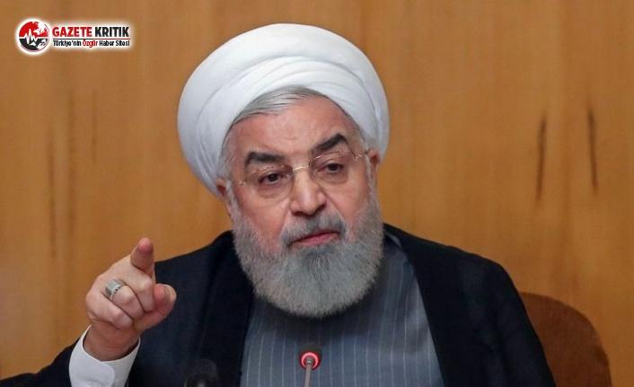 Ruhani'den ABD'ye Tepki!