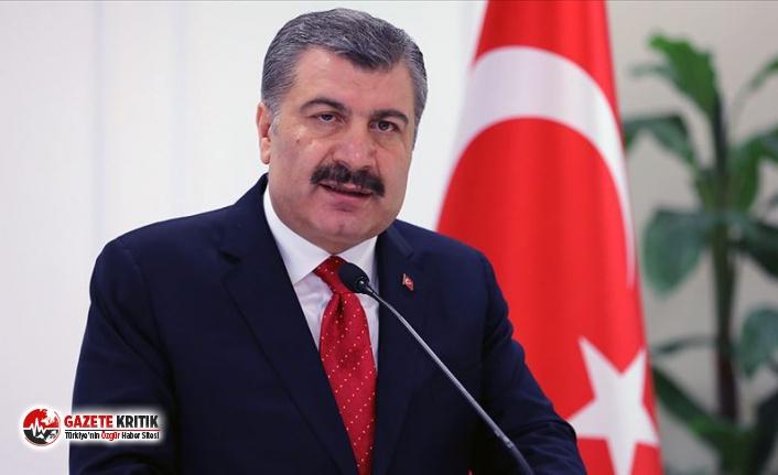 Sağlık Bakanı Koca: ''Türkiye'de koronavirüs tanısı olan hastamız olmadı ''