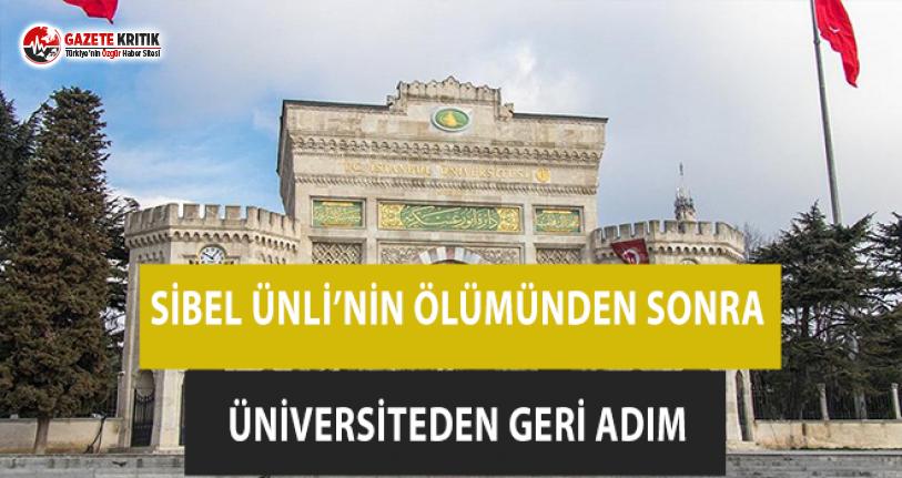 Sibel Ünli'nin Ölümünden Sonra İstanbul...