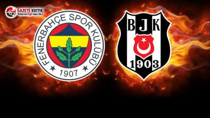 TFF'den Beşiktaş ile Fenerbahçe'ye ret!