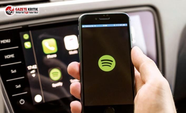 Total ve Spotify Anlaştı