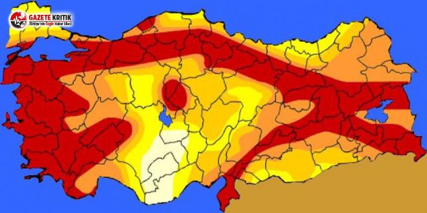 """""""Trabzon ve Rize'de deprem tehlikesi 3 kat arttı"""""""