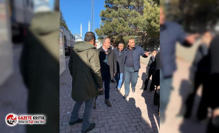 Turan Hançer'li Elazığ'da !