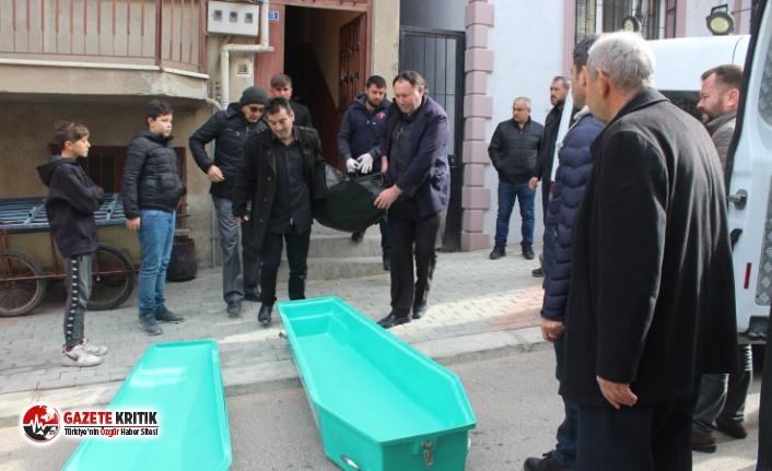 Uşak'ta soba faciası: 1 ölü