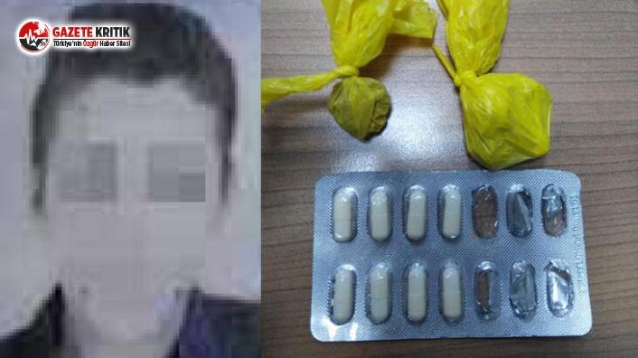 Uyuşturucu kuryesi 8 aylık hamile kadına gözaltı