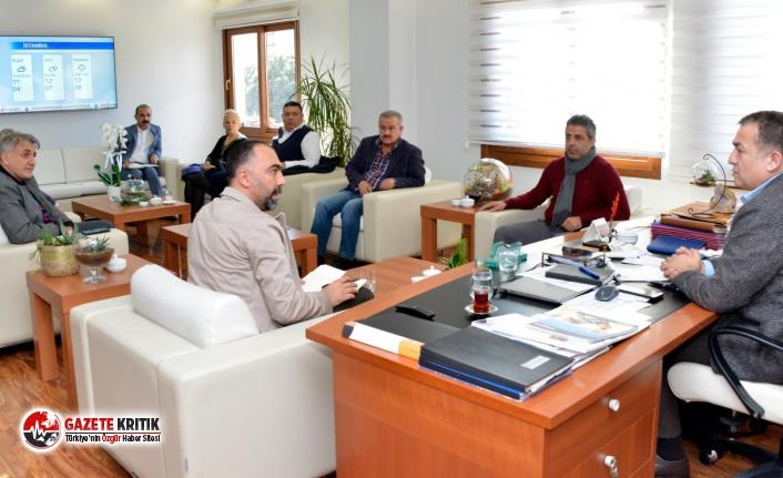 Yenişehir Belediyesi Elazığ'ı unutmadı