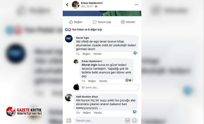 10 yaşındaki Atakan Kayalar için 'Tecavüz edilmeli' diyen üniversite görevlisi üniversiteden uzaklaştırıldı