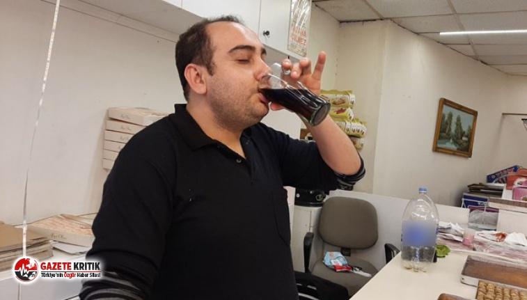 25 yıldır günde 5 litre kola içiyor