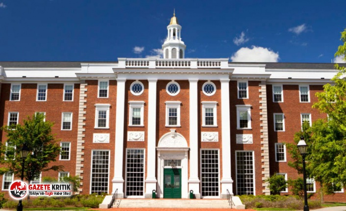 ABD Eğitim Bakanlığı'ndan Harvard'a Soruşturma