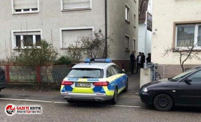 Almanya'da Türk Diyanet temsilcisinin evi kurşunlandı