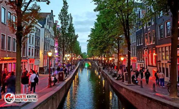 Amsterdam Belediyesi, Red Light'taki turist sorununu 'yeni erotik merkez veya seks oteli'yle çözmek istiyor