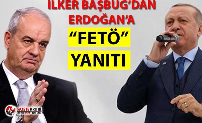 Başbuğ'dan Erdoğan'a yanıt: ''Doğru bildiklerimizi söylemekten hiçbir şey bizi alıkoyamayacak''