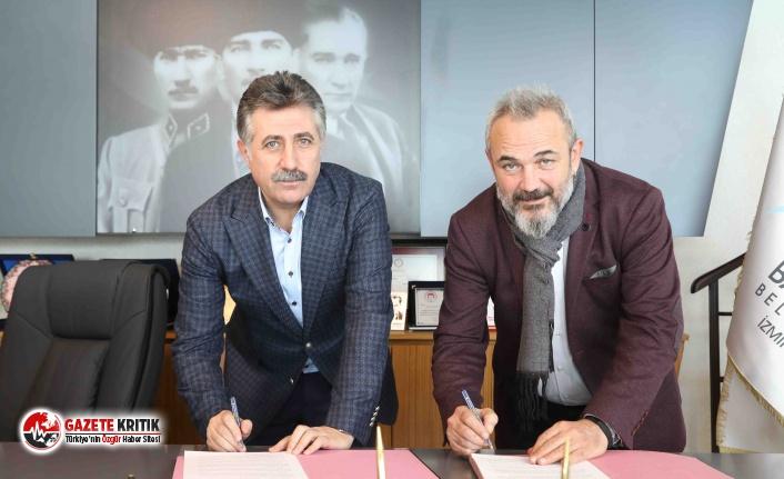 Bayraklı Belediyesi ile İzmir Barosu arasında protokol imzalandı