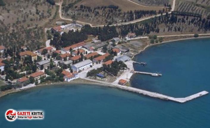 Bursa Cumhuriyet Başsavcılığı: İmralı Adası'ndaki yangın tamamen söndürüldü
