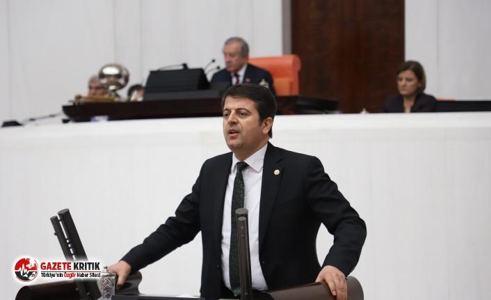 CHP Adıyaman Milletvekili Tutdere: Hiçbir makam, hiçbir merci mahkemelere talimat veremez !