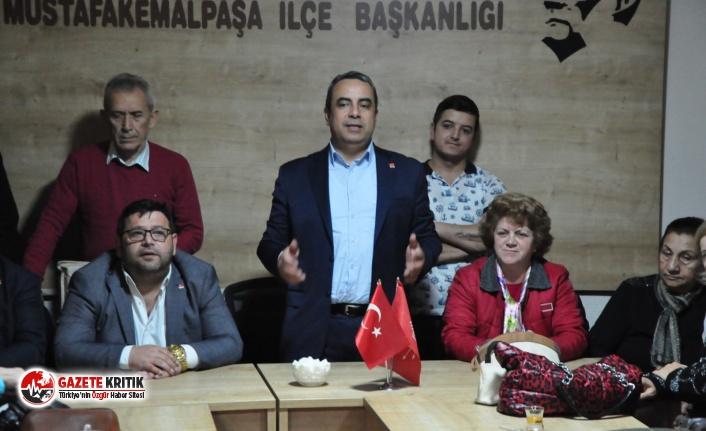CHP Bursa İl Başkan adayı İsmet Karaca: Matematik...