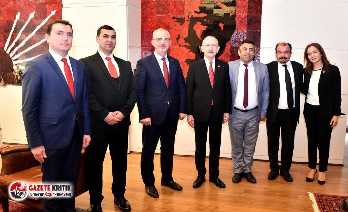 CHP GENEL BAŞKANI KEMAL KILIÇDAROĞLU, İSTANBUL...