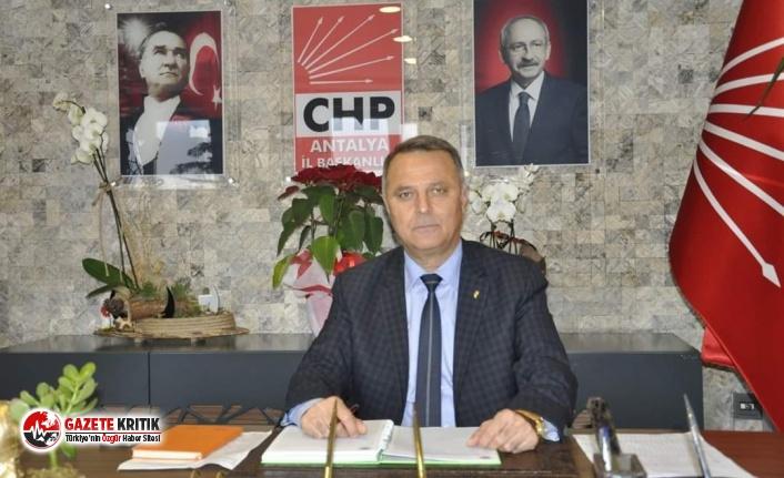 CHP'Lİ BAYAR: ''TEK ADAM REJİMİ TÜRKİYE'YE ZARAR VERMİŞTİR''