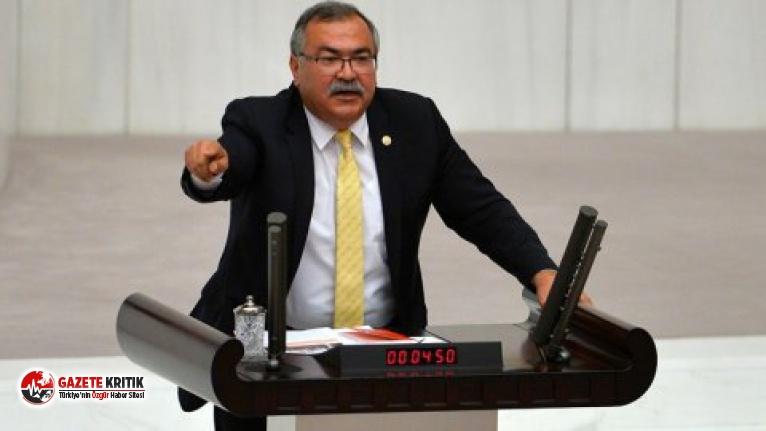 CHP'Lİ BÜLBÜL'DEN AKP'Lİ VEKİLE SERT SÖZLER: 'ASIL SİZE EL İNSAF SAYIN VEKİL'