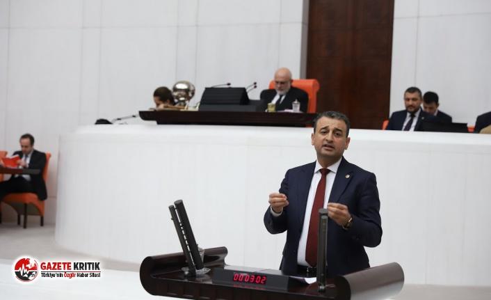 CHP'Lİ BULUT'TAN AKP'YE ÖNERİ : ''20 YILDIR NE YAPIYORSANIZ ONU YAPMAYIN''