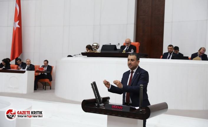 CHP'li Bulut: Yasalar Saray rejiminin devamı için çıkarılıyor