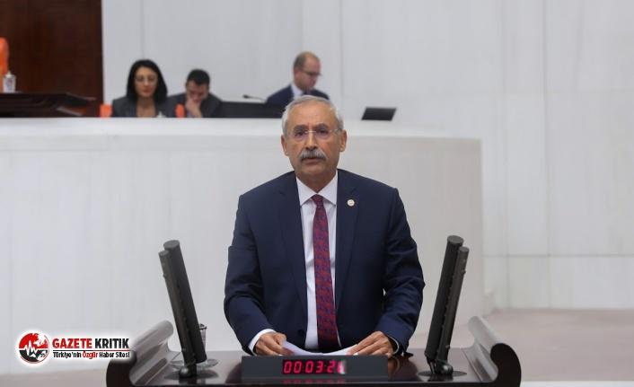 """CHP'Lİ KAPLAN: """"AKP YANDAŞ PATRONLARI FONLAMAYA DEVAM EDİYOR"""""""