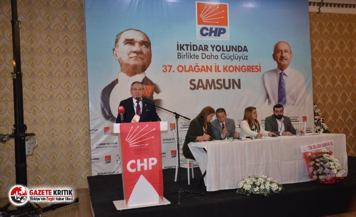 CHP'li Kemal Zeybek; ''İktidar Halkın Umutlarını Tüketti ''