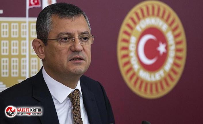 CHP'li Özgür Özel'den 'dava' tepkisi: İlker Başbuğ, Erdoğan'ı, FETÖ konusunda uyaran kişidir
