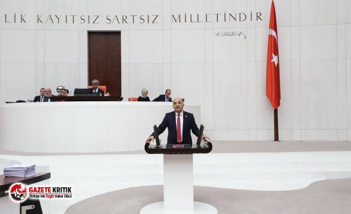 CHP'Lİ POLAT: ''VİRÜS TÜRKİYE'YE GİRERSE, FELAKETİ YAŞARIZ''