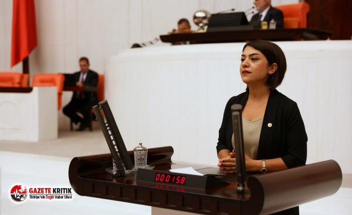 """CHP'Lİ TAŞCIER: """"İSTANBUL SÖZLEŞMESİ'NDEN..."""