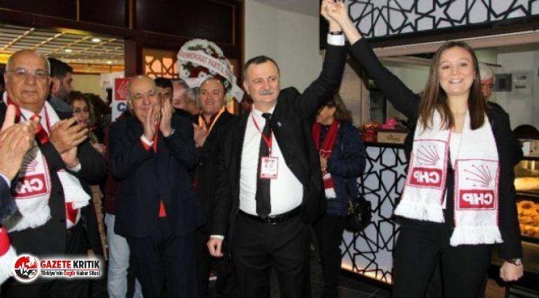 CHP Manisa İl Başkanı Semih Balaban oldu