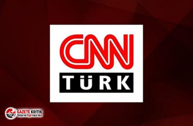 CHP'nin boykot kararı aldığı CNN Türk'ten...