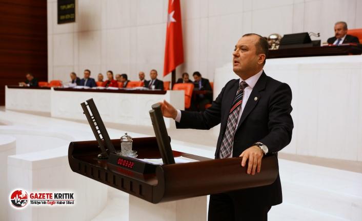 CHP Vekili Dr. Aygun'un GDO'ya ilişkin soru önergesine...